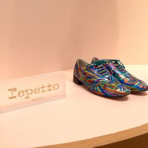 2016 Hand Painted Oxford Repetto